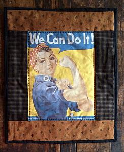 We Can Do It Table Mat